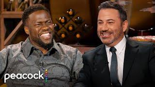 "Hart to Heart | Jimmy Kimmel on ""F*#@ing Matt Damon"" Video & Mike Tyson Co-hosting"