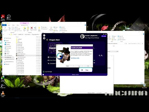 Dragon Nest SEA - How To Fix LAG & XIGNCODE Error 0xE0191009 With PingBooster VPN (100% NO LAG) 2020