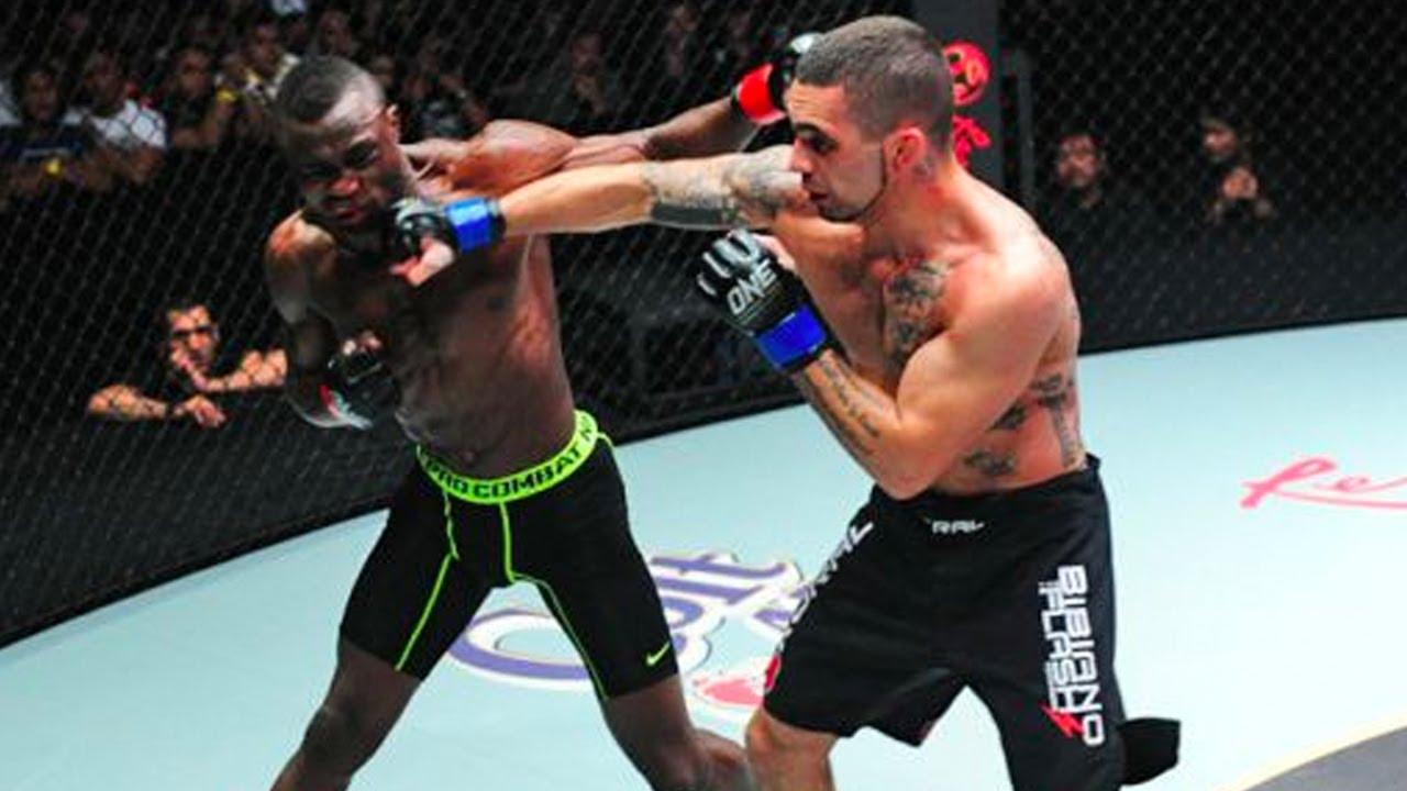 Vuyisile Colossa vs. Caros Fodor | ONE Championship Full Fight | December 2013