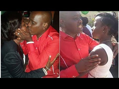 b5d5f1879966 Here s Jacque Maribe s answer after Itumbi asked if he ll be on her bridal  party
