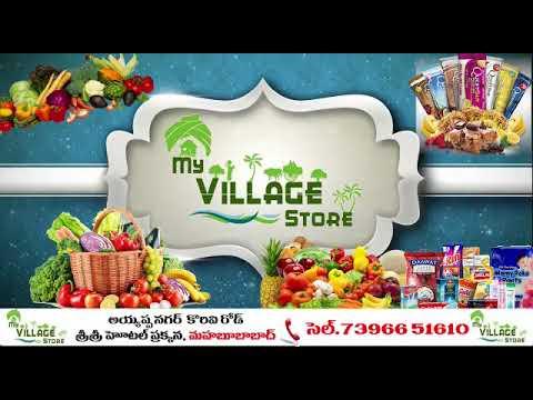 My village store supermarket