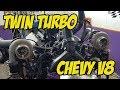 Twin Turbo Small Block Dyno At Powerhouse
