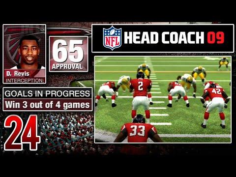 A New Year Begins! - NFL Head Coach 09 Career Mode   Ep.24