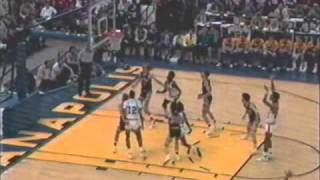 1985 Indiana High School Basketball Final Four: Southridge vs Marion