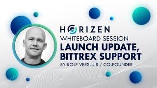 ZenCash May 12 update Bittrex support!