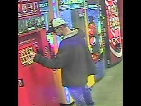 Red Box Credit Card Fraud 12/6/2017