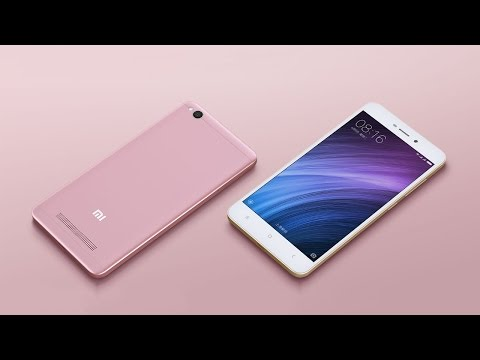 Xiaomi Redmi 4A at ₹ 5999/- Sale starting from 23 March on Amazon