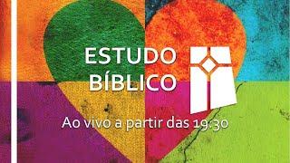 Estudo Bíblico - Mateus 22.23-46 (25/02/2021)