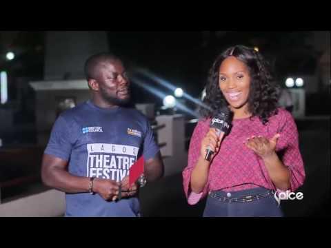 Open festival night of the Lagos Theatre Festival 2016  | Urban SPICE