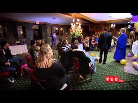 Purple Sharkskin Suit | My Big Fat American Gypsy Wedding