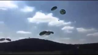 Тренировка НАТО по нападению на Россию