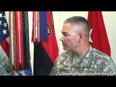 Interview with John Campbell and Scott Schroeder after the Welcome Home Ceremony May 20th