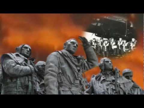BOMBER COMMAND MEMORIAL BROUGHT TO LIFE. .