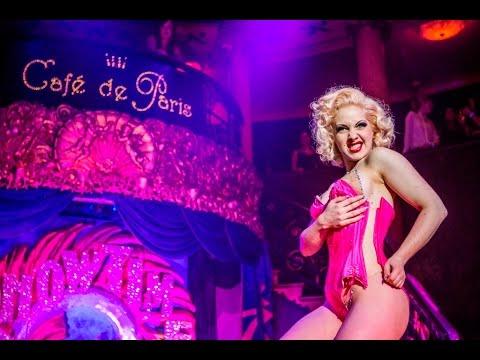 Cafe de Paris - Showtime Cabaret