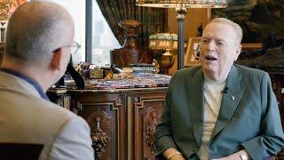 """Larry Flynt: """"I'm endorsing Hillary Clinton for president."""""""