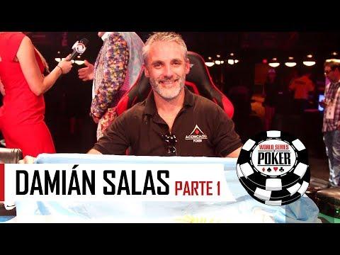 Especial Damián Salas WSOP 2017 (1/2)