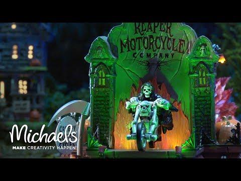 Lemax Spooky Town 2017   Michaels