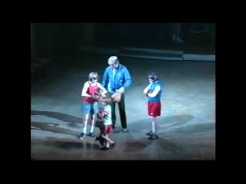 Billy Elliot (London 2005) George Maguire