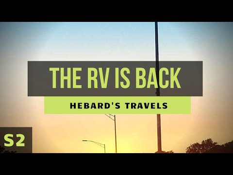 RV Travel Life | Indiana to Kansas City – Getting Back To Traveling Full-time!