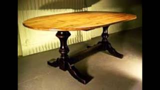 Oak Dinning Tables