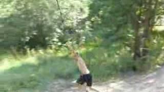 Tarzan Boy - Tarzan / Muniek przeróbka