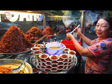 Ăn Khuya Với Món Cháo Trắng Ăn Kèm Cá Thịt Kho Kẹo Dưa Muối Giòn Cực Ngon Của Cô Người Hoa Ăn Rồi Mê