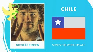 Chile🇨🇱 - Nicolás Emden - Estamos Hechos Para Brillar - Songs for World Peace 2020