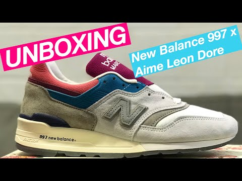 NEW BALANCE 997 UNBOXING, REVIEW, & GIVEAWAY (SPORT LEATHER PREMIUM PACK)