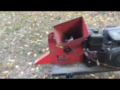 Dr Chipper 18hp Twin Cylinder Briggs 2