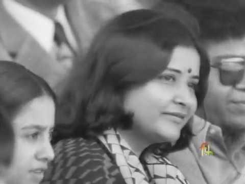 5th Test, West Indies and India at Mumbai (Braborne Stadium Bombay), 1975