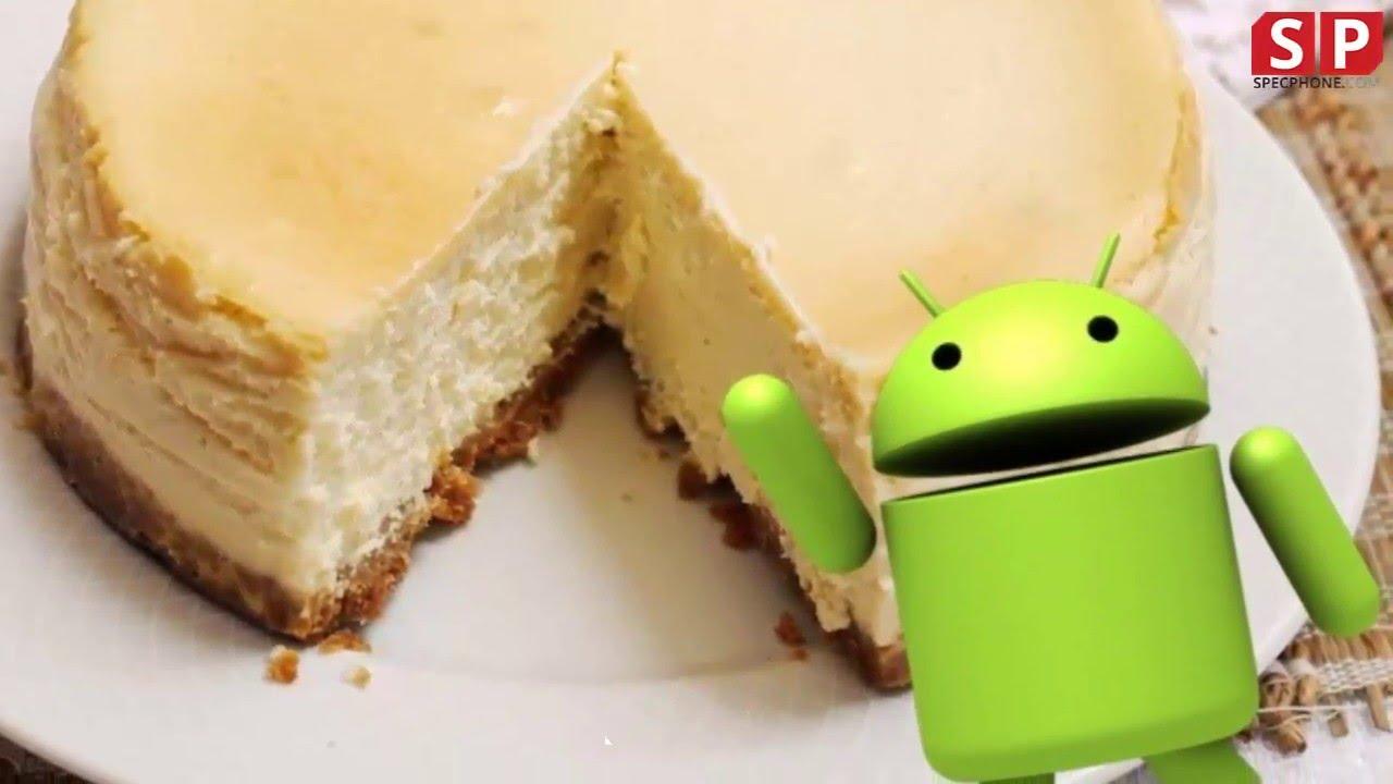 โหวตกันหน่อย!!! Google อาจจะตั้งชื่อ Code Name ของ Android ...