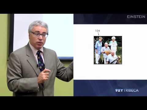 Is There A Longevity Gene? The Biology of Aging with Nir Barzilai, MD
