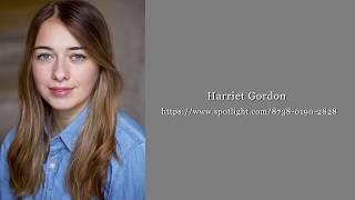 Harriet Gordon - Actor Showreel