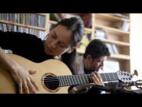 Rodrigo y Gabriela: NPR Music Tiny Desk Concert