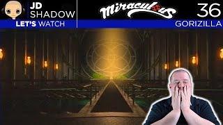JD Lets Watch - Miraculous Ladybug Season 2 - Episode 11: Gorizilla