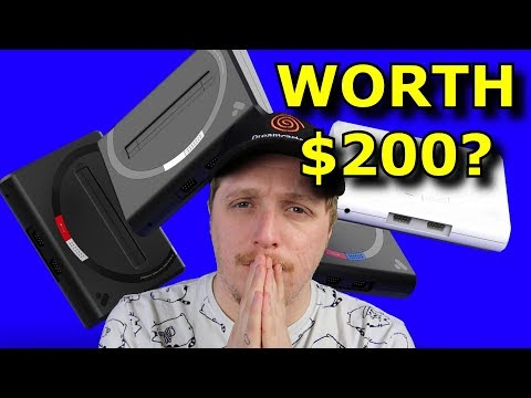 Is this $200 Sega Genesis a Rip-Off? - Analogue Mega Sg Review thumbnail