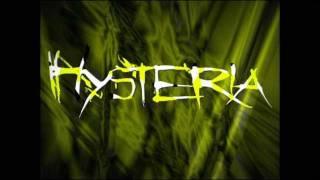 DNB Hysteria 26 MC trigga palma black tarantula