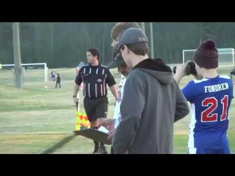 Starkville Academy Tops Heritage in Boys Soccer