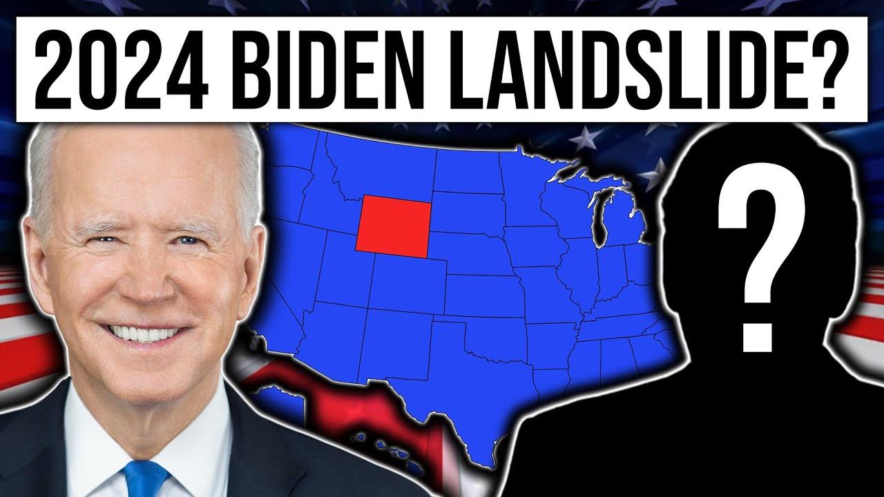 Joe Biden vs The WORST Republican | 2024 Election Prediction & Analysis