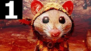 Ghost of a Tale Part 1 - Jailbreak - Walkthrough Gameplay (No Commentary Playthrough)