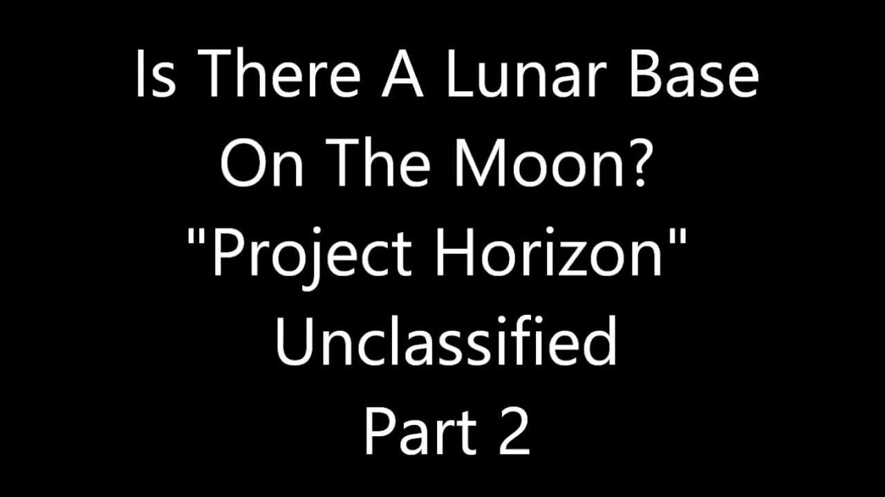 project horizon moon base documents - photo #19