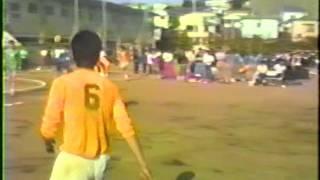 1986年 横浜日野高校 VS 金井高校 ハンドボール試合