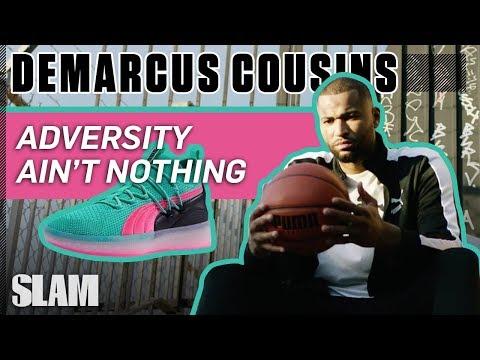 Can DeMarcus Cousins Return an All-Star? The Puma Star Talks his Comeback   SLAM Kicks