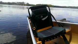 Gci Outdoor Sitebacker Canoe Seat Review
