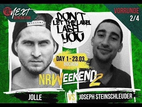 DLTLLY // NextGeneration VR 2/4 // Jolle vs. Joseph Steinschleuder