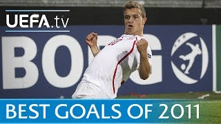 Shaqiri, Thiago and more: The best 2011 Under-21 goals