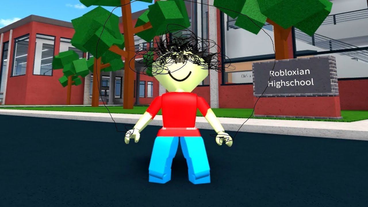 HOW TO BE PLAYTIME (Baldi's Basics) IN ROBLOXIAN HIGHSCHOOL!!