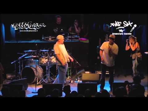 Gettomasa vs Ironine (RAP SM 2012, finaali battle)