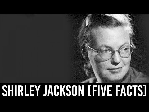 Shirley Jackson [FIVE BOOKISH FACTS]