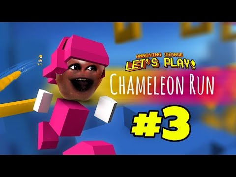 Midget Apple Plays - Chameleon Run #3